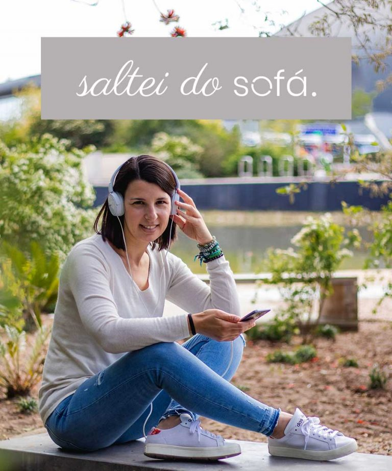 Saltei do Sofá Podcast